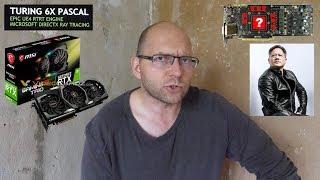Nvidia RTX 2080 Ti vs GTX 1080 Ti МОЩНЕЕ в 6 раз?