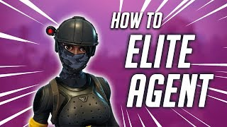 How to: GET ELITE AGENT IN FORTNITE FOR FREE (TUTORIAL)