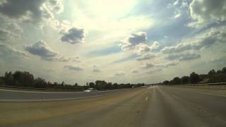 southbound on i 35 from hwy 121 in north dallas to i 45 toll in north austin 2015 09 27 2 of 2