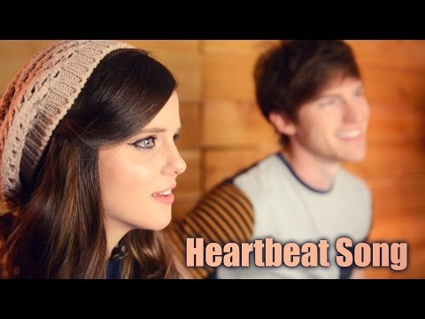 Kelly Clarkson - Heartbeat Song (Acoustic Cover) By Tiffany Alvord & Tanner Patrick