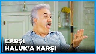 Haluk, Beşiktaş Camiasına Rezil Oldu! - Çocuklar Duymasın