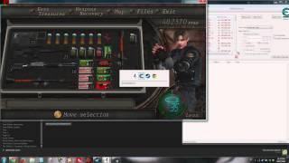 Como conseguir vida infinita no Resident evil 4