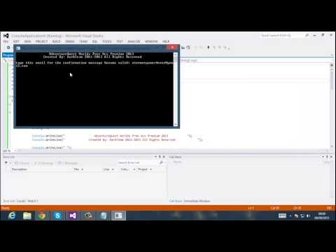 How to make an AQW Account Cracker in C# with Console Application