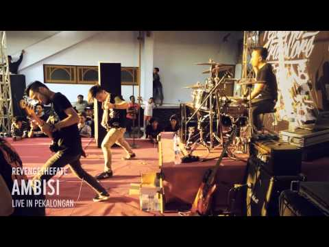 REVENGE THE FATE - AMBISI (Live in Pekalongan)