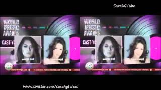 Sarah Geronimo - World Music Awards Nomination & Platinum Awards - TV Patrol (Nov 4, 2013)