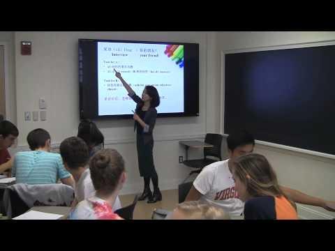1010 Chinese Language Class Luoyi Cai