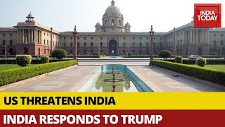 India Responds To Trump's Threat, Says In A Position To Export Medical Supply