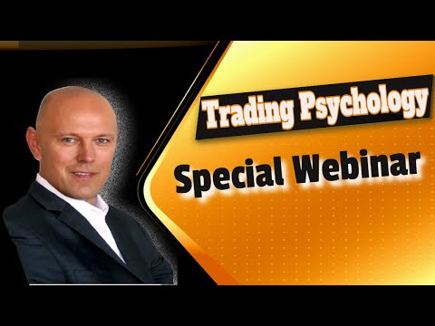 Trader Tom Webinar - Traders Mindset / Trading Psychology