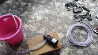 High Pressure Pump/Car Wash Pump  - Motor - AC