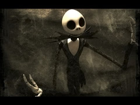 Jack Skellington Halloween Town
