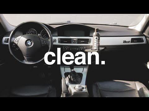 How I Keep My Interior Clean