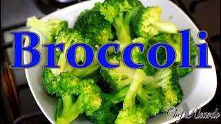Video How To Cook Your Broccoli For Dinner Best Way | Recipes By Chef Ricardo download MP3, 3GP, MP4, WEBM, AVI, FLV Juni 2018