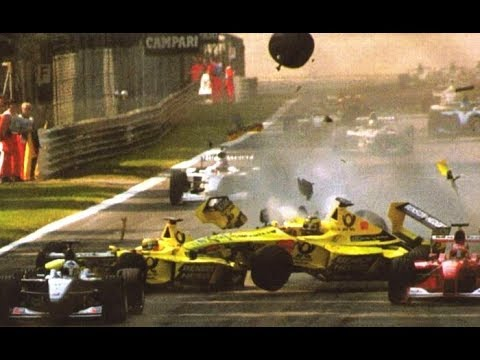2000 F1 Italian Grand Prix Full Gp Youtube