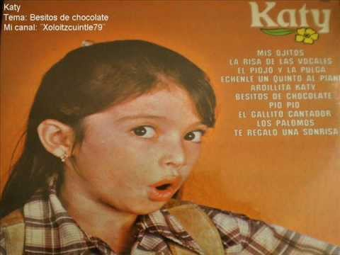Katy-Besitos de chocolate