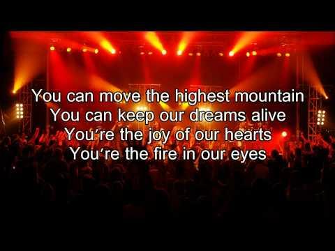 Fires - Matt Redman (Worship With Lyrics)