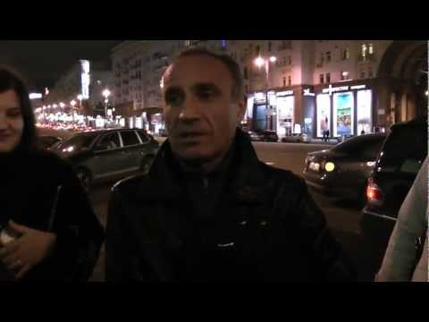 Samvel Yervinyan's Interview To Russian Yanni Fans (Moscow, After Yanni's Concert In Kremlin)