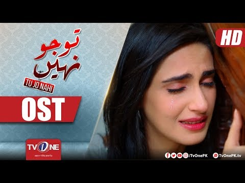 Tu Jo Nahi Song | Full HD | OST | TV One