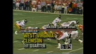 Major Harris To James Jett -- Touchdown In Gator Bowl (1989)