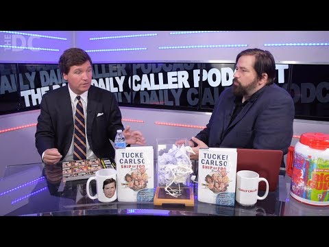 Tucker Carlson Drops Truth Bombs On The Daily Caller Podcast