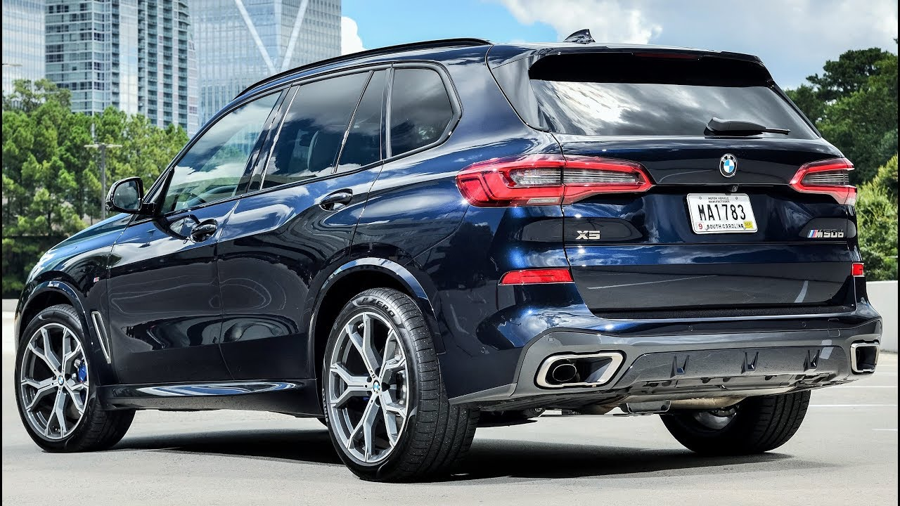 2019 BMW X5 M50d - Sporty And Comfort SAV - YouTube