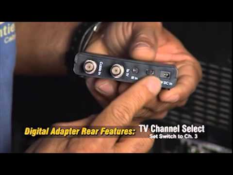 How to Connect Your Digital Adapter