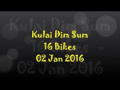 Kulai Dim Sum Supper Trip (02 Jan 2016)