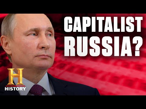 Russian Capitalism After Communism | History