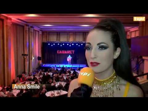 Cabaret ANNA SMILE & CIE au Casino Barrière Biarritz Reportage TVPI