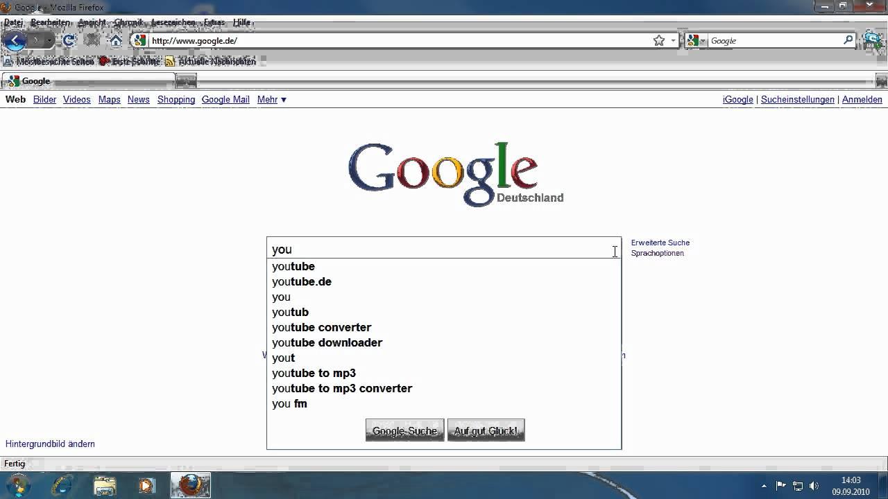 Share Online Suchmaschine