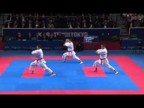 Finals Karate1 Premier League Open de Paris