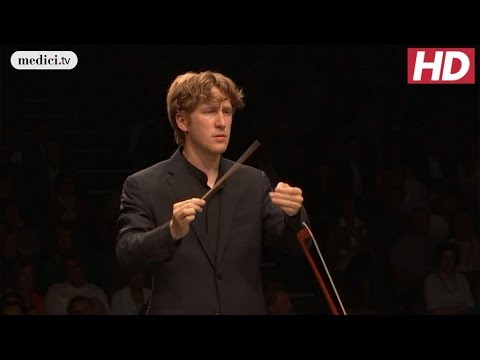 Joshua Weilerstein and the VFCO - Symphony in C Major - Bizet: Verbier Festival 2016
