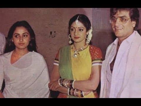 Sridevi Jayaprada infamous rivalry | Jeetendra locked the duo | Old & Bold Bollywood News