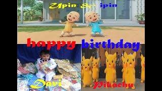 Selamat Ulang Tahun | Davi | Lagu Anak - Happy Birthday