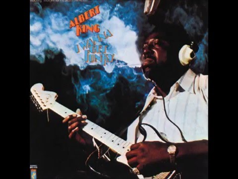 Albert King - Walking The Back Streets And Crying