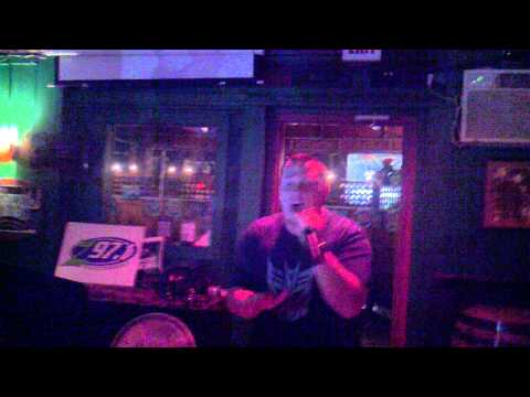 Me Singing Eminem 8 Mile Road Karaoke