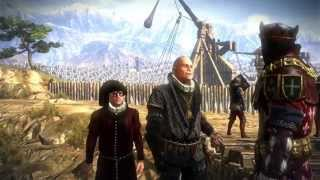 Witcher 2 - Episode 1 (story playthrough, Enhanced Edition)