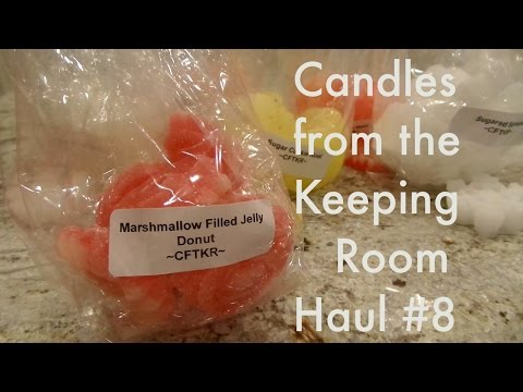 Candles from the Keeping Room Haul #8