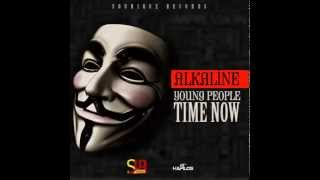 ALKALINE - YOUNG PEOPLE TIME NOW | @SOUNIQUERECORDS | DANCEHALL | 2014 | @21STHAPILOS