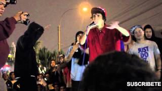 GASPER vs MANIAK - Cuartos - Batallas Despedida de Carlitos 2014