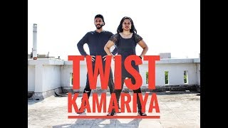 Twist Kamariya | Dance choreography  | bollyhop style | bareily ki barfi