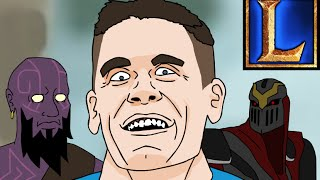 Repeat youtube video John Cena Champion Spotlight (League of Legends Animation)