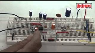 Simple Low Cost Intercom Circuit