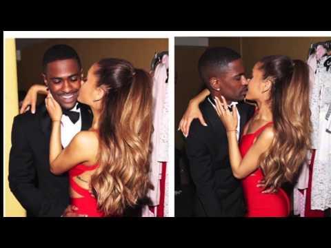 Ariana Grande and Big Sean - Seaniana 2014 moments