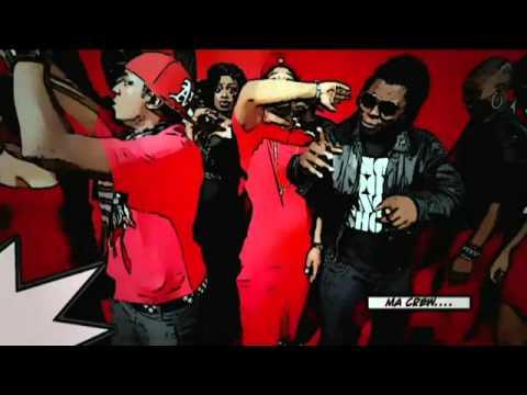 D-Black Da Ghana Bwouy Ft. Dr. Cryme - Get On Da Dancefloor (Official Music Video).flv