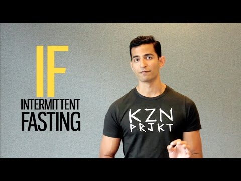 How To Get RIPPED With Intermittent Fasting !!