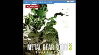 MGSForums.com -  MGS3 Fortress Sneaking Theme.