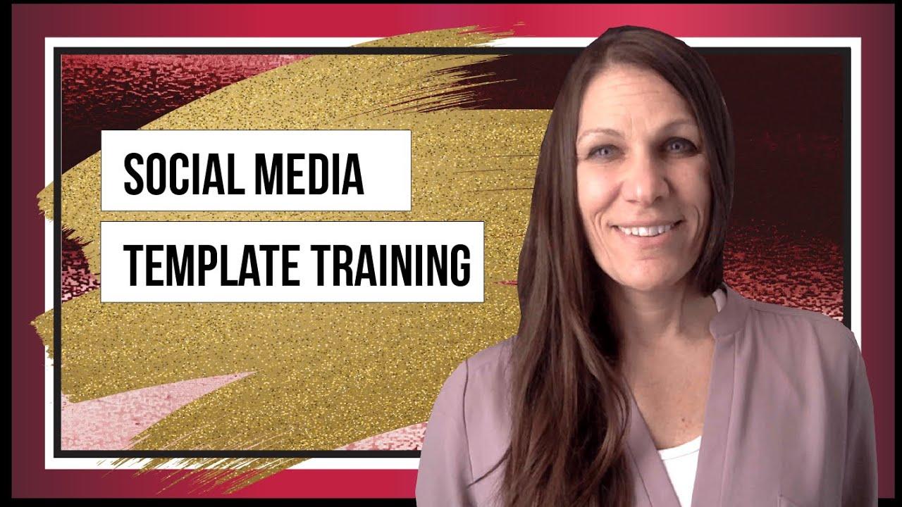 Social Media Template Training - Alvernia