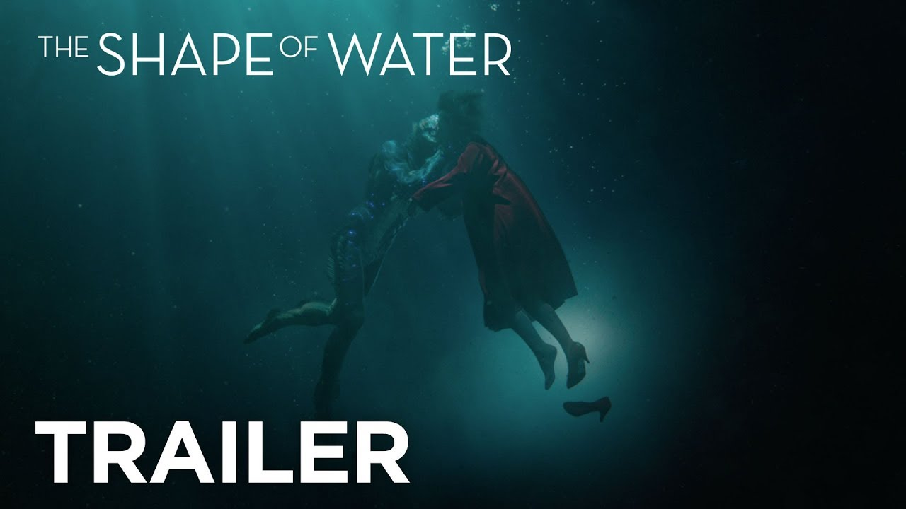 THE SHAPE OF WATER - Final Trailer #1