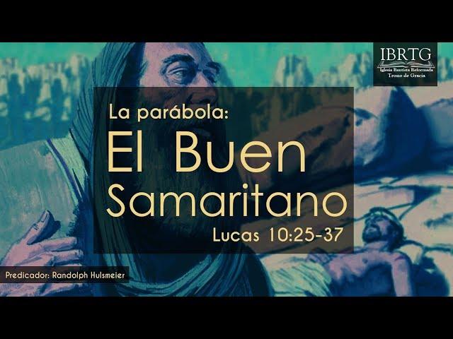 Parábola: El buen samaritano | Randolph Hulsmeier