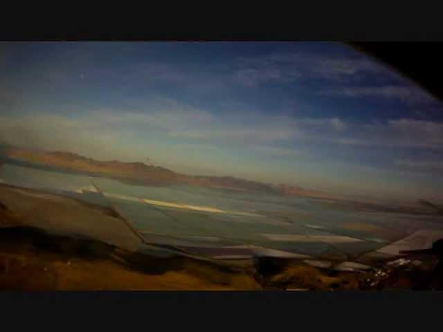 Kitfox Flight of Two, Black Mountain Airstrip, UT.wmv